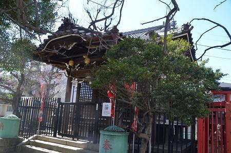 20190318矢口氷川神社10