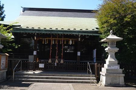 20190324下落合氷川神社06