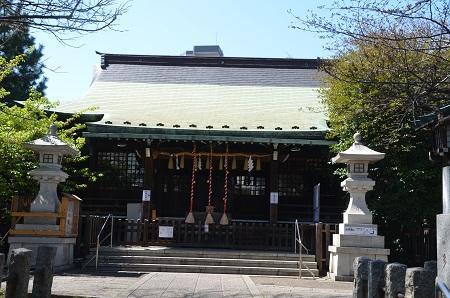 20190324下落合氷川神社05