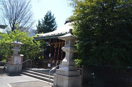 20190324下落合氷川神社09