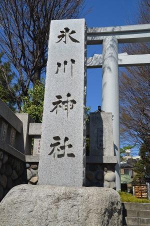 20190324下落合氷川神社17