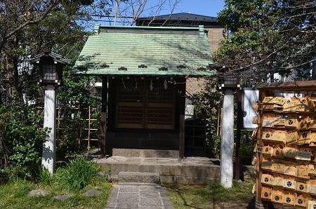 20190324下落合氷川神社14