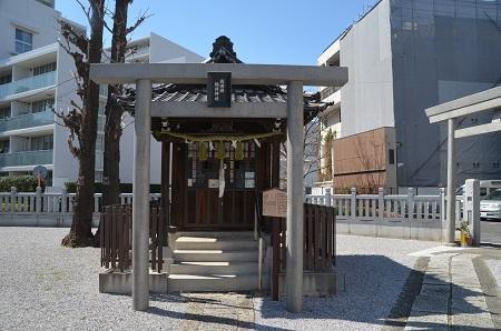 20190324高田氷川神社12