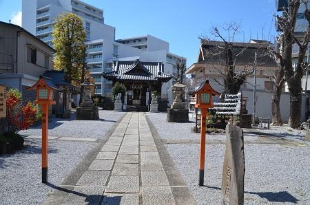 20190324高田氷川神社07
