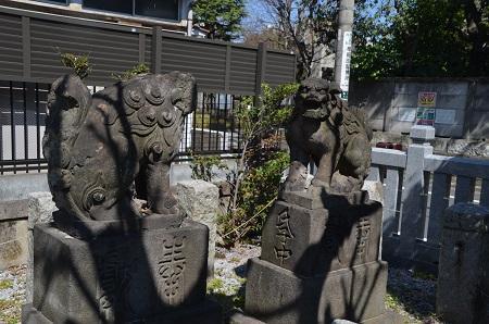 20190324高田氷川神社18