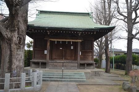 20190329西亀有高木神社07