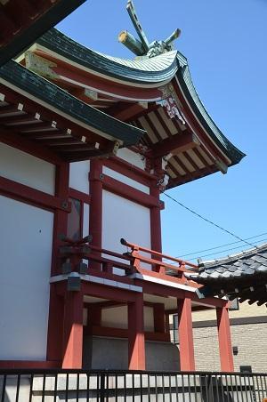 20190404奥戸八劔神社11