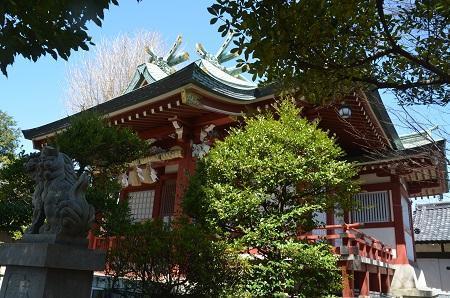 20190404奥戸八劔神社09