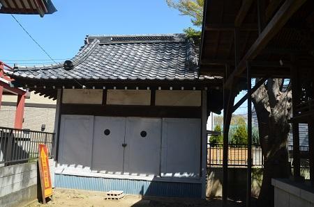 20190404奥戸八劔神社18