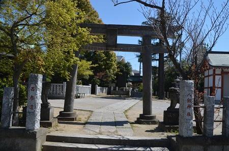 20190404奥戸八劔神社15