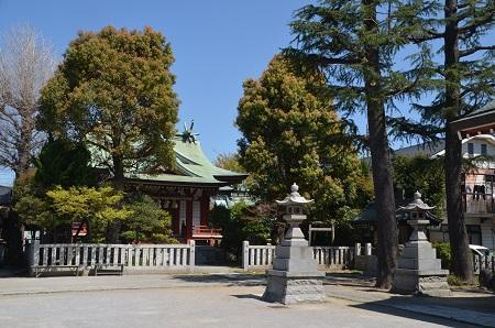 20190404奥戸八劔神社24
