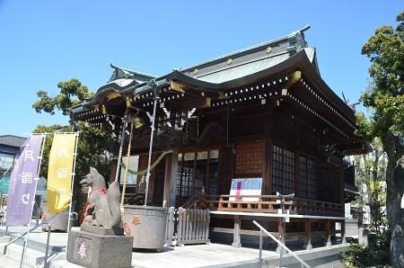 20190413三輪里稲荷神社13