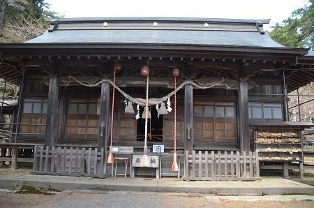20190422猪苗代新八景 土津神社10
