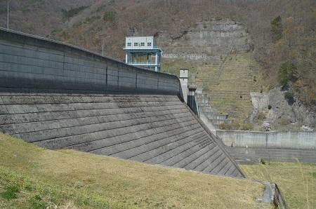 20190423大川ダムの桜10