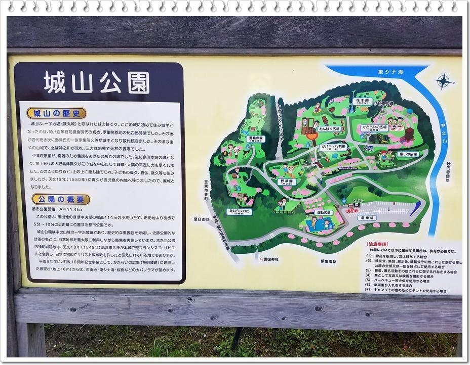 城山公園桜1-1