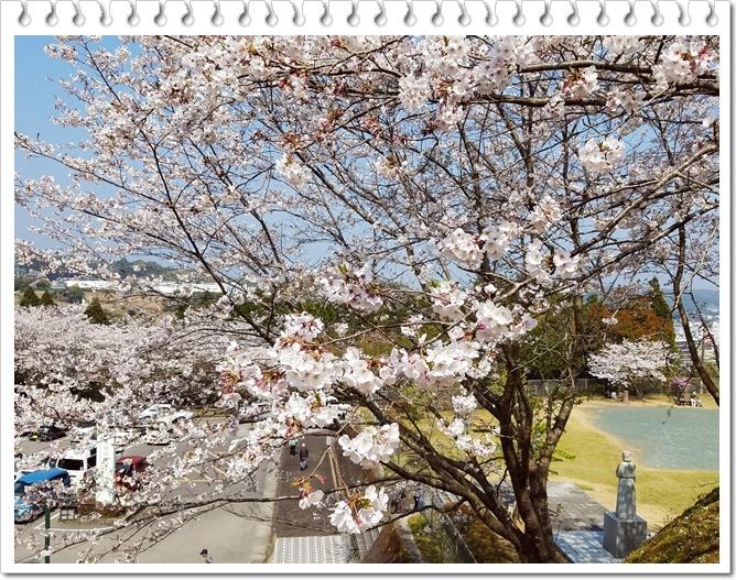 城山公園桜1-5