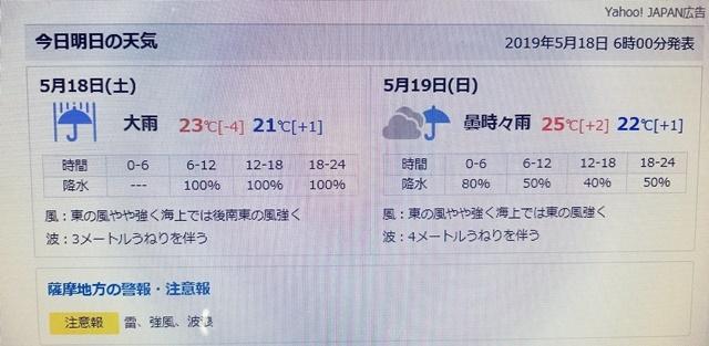 今日明日の天気1-1