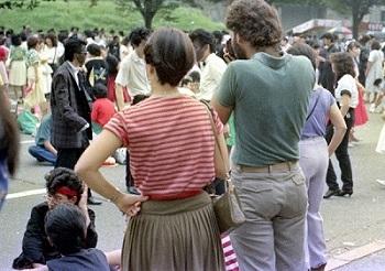 82年・代々木公園