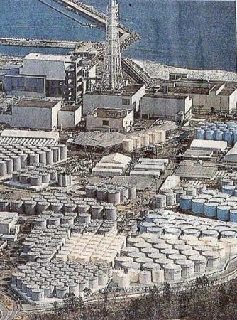 汚染水のタンク19.3.19