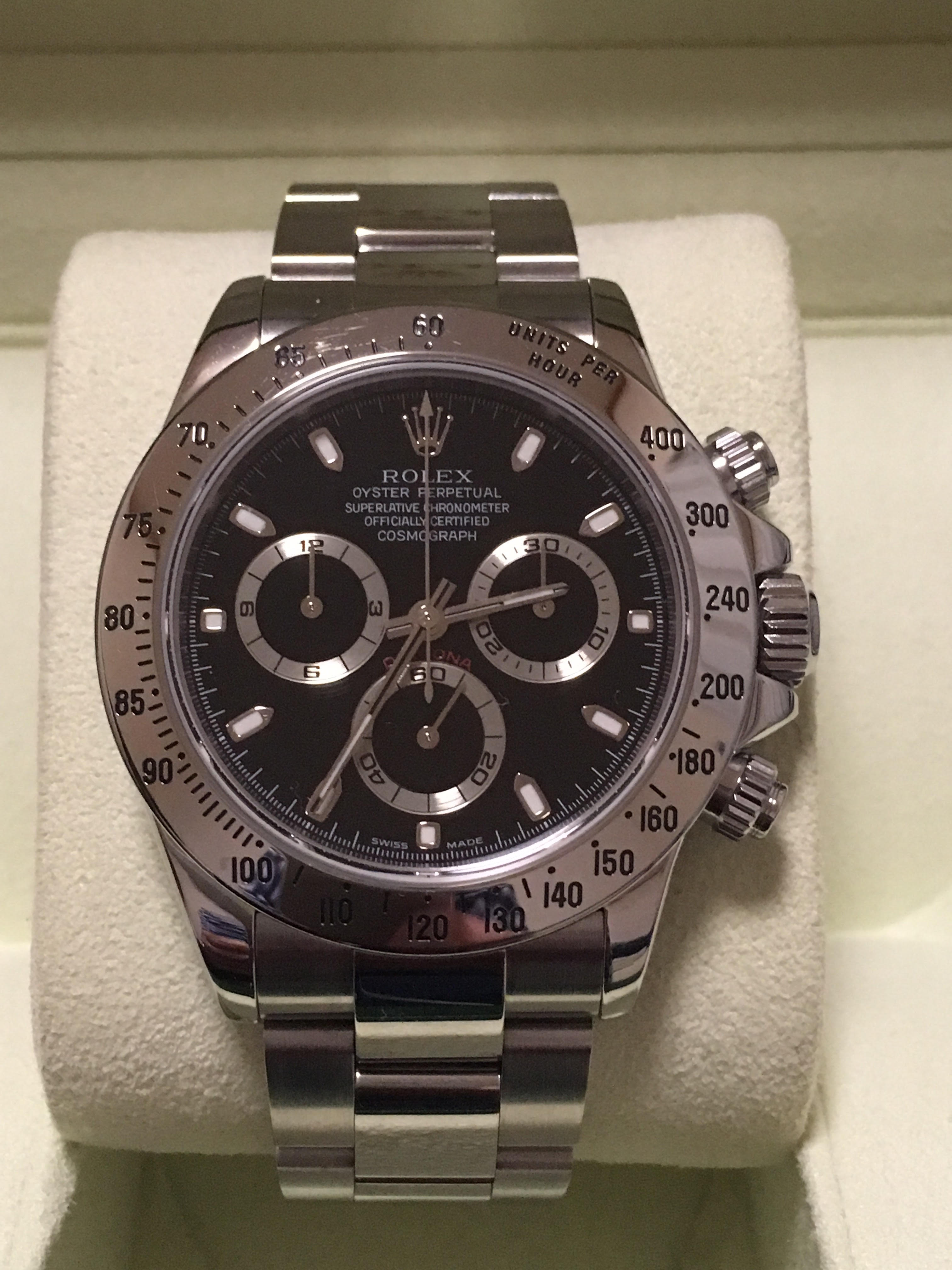 low priced e31d4 03c18 ROLEX - バフェットを目指そう!