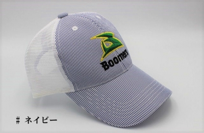 Boomers CAP #ネイビー