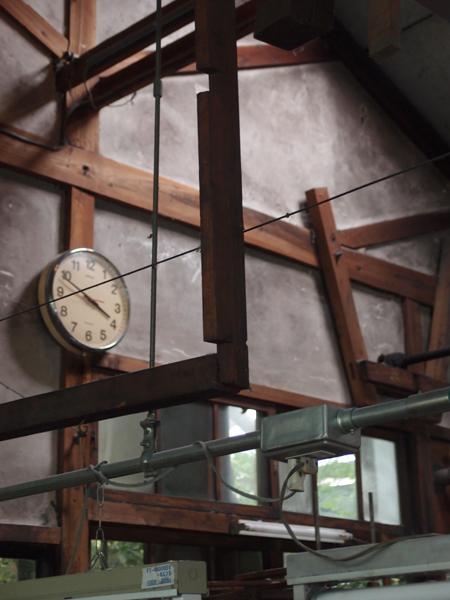 工場時計s