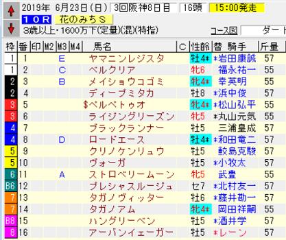19花のみちS