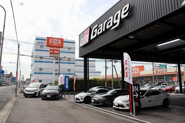 GR Garage 福岡空港1周年記念イベント 20190413