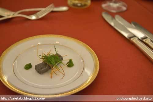 長野県 下高井郡 山ノ内町 奥志賀高原 奥志賀高原ホテル 夕食 ディナー フランス料理 フルコース 写真 05