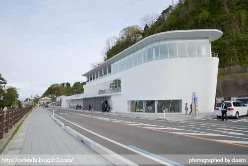 富山県 高岡市 道の駅 雨晴 駐車場 絶景 スポット 撮影 電車 踏切 15