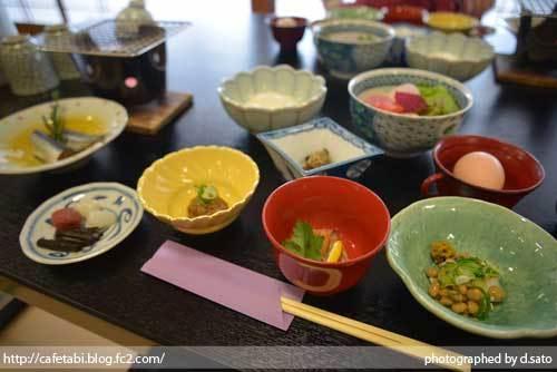 石川県 珠洲市 能登観光ホテル 朝食 ペットOK おいしい食事 01