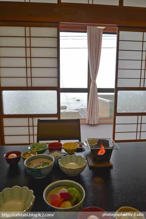 石川県 珠洲市 能登観光ホテル 朝食 ペットOK おいしい食事 02