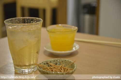 京都府 京都市 手打蕎麦 みながわ 京御池 おそば 天ぷらそば 夕食 カウンター テーブル席有り おしゃれ 05