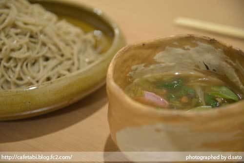 京都府 京都市 手打蕎麦 みながわ 京御池 おそば 天ぷらそば 夕食 カウンター テーブル席有り おしゃれ 06