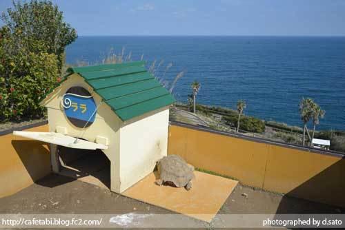 宮崎県 日南市 サンメッセ日南 モアイ像 イースター島公認 絶景 ランチ ペットOK 宗教施設 09