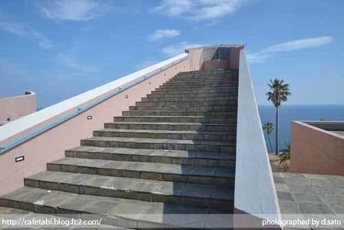 宮崎県 日南市 サンメッセ日南 モアイ像 イースター島公認 絶景 ランチ ペットOK 宗教施設 21