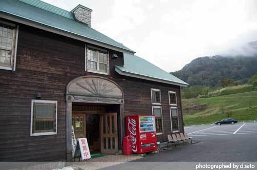 新潟県 糸魚川市 高浪の池 高原ロッジ 蕎麦 おそば 06
