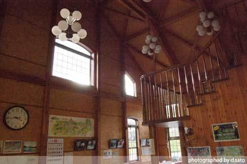 新潟県 糸魚川市 高浪の池 高原ロッジ 蕎麦 おそば 07