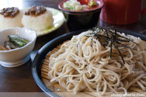 新潟県 糸魚川市 高浪の池 高原ロッジ 蕎麦 おそば 11