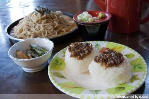 新潟県 糸魚川市 高浪の池 高原ロッジ 蕎麦 おそば 12