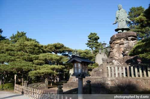 石川県 金沢市 兼六園 日本有数の名園 文化財指定庭園 特別名勝 駐車場 混んでいた 09