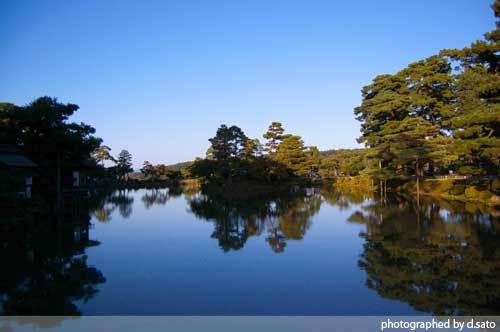 石川県 金沢市 兼六園 日本有数の名園 文化財指定庭園 特別名勝 駐車場 混んでいた 21