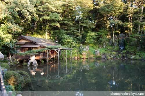 石川県 金沢市 兼六園 日本有数の名園 文化財指定庭園 特別名勝 駐車場 混んでいた 27