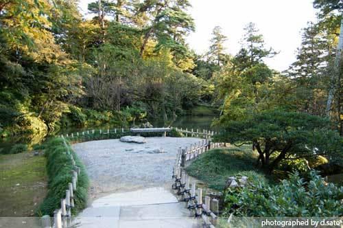 石川県 金沢市 兼六園 日本有数の名園 文化財指定庭園 特別名勝 駐車場 混んでいた 30