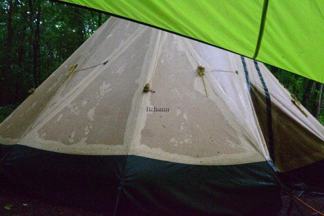 何がなんでもキャンプだし ランドリーバスケット ハイタイド タープバッグ TARP BAG イグルー メタルジャグ テンティピ 濡れたテント 雨撤収 ゴーライト ワンポールテント