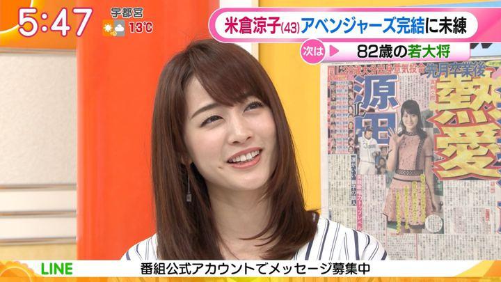 2019年04月12日新井恵理那の画像12枚目