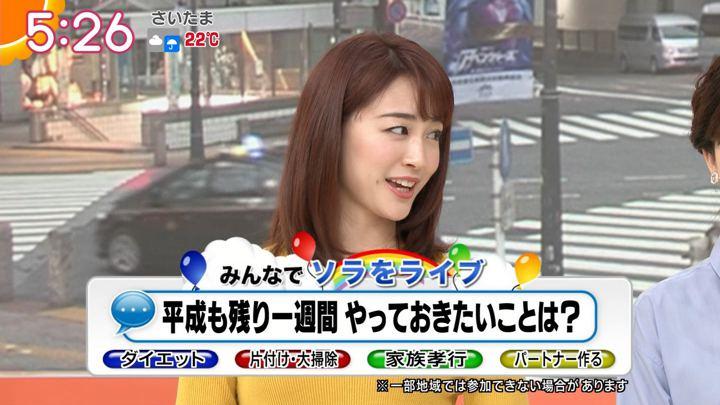 2019年04月24日新井恵理那の画像13枚目