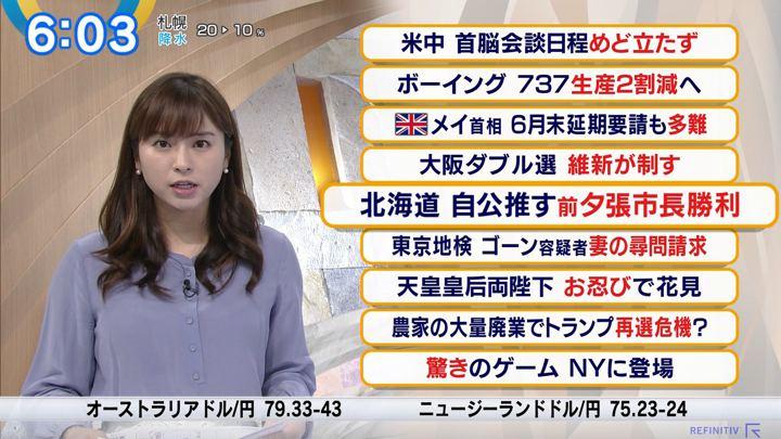 2019年04月08日角谷暁子の画像04枚目
