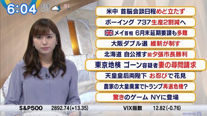 2019年04月08日角谷暁子の画像05枚目