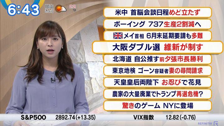 2019年04月08日角谷暁子の画像13枚目